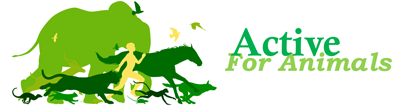 Active For Animals Logo